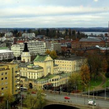 YLE Tampere: Tampereen ydinvoimala jäi meinaamiseksi