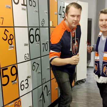 Radio Suomi Tampere: Tappara-fanit janoavat kultaa