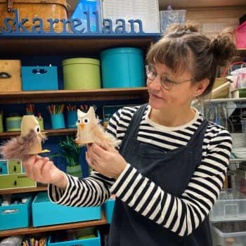 Wc-paperirullan hylsy on askartelumaailman sukkahousut - Pikku Kakkosen Vilja Kuivasto on saanut satoja rulla-aiheisia vinkkejä