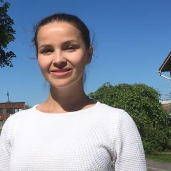 Instagram ja sähköposti laulavat kun Katri Järvelä luo näyttelijänuraa maailmalla