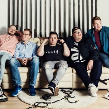 """Ylen uusi reality kertoo Arttu Wiskarin Mökkitie Recordsin arjesta - """"me ollaan musamaailman toistuvasti menestyvä häpeäpilkku"""""""