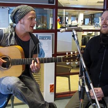Yle Perämeri: The Meänland yhdistää reggaen ja meänkielen