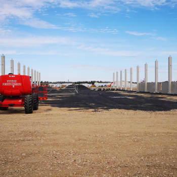 Uusi hirsitehdas nousee Tervolaan – miljoonien eurojen investointi työllistää kymmeniä