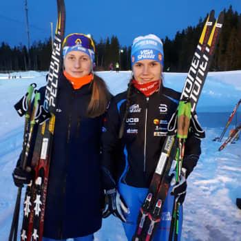 Löytyykö Suomen hiihdon tulevaisuus Kemistä? Visa Ski Team Kemin nuoret hiihtäjät ovat kovassa kunnossa
