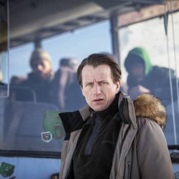 """Tobias Zilliacus har central roll i ny HBO-film –""""Första träffen med stjärnspäckade teamet var pirrig"""""""