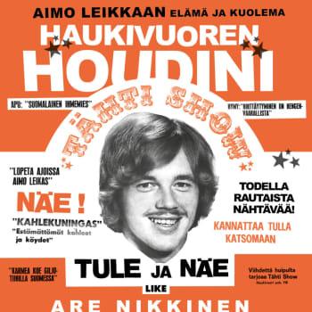 Akrobaten och illusionisten Aimo Leikas spelade rysk roulette med livet som insats