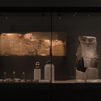 Upplev Egyptens magi på Amos Rex