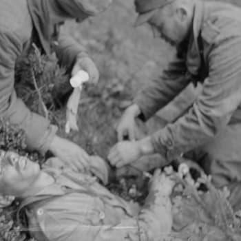 Sotilaiden äänet: Sotilaat kertovat: alikersantti Tauno Lammela JR53
