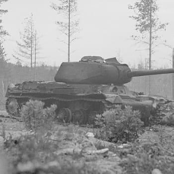 Sotilaiden äänet: Sotilaat kertovat: yliluutnantti Pentti Perttula JR25