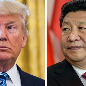 Politiikkaradio Extra: Yhdysvaltojen ja Kiinan Game of Thrones