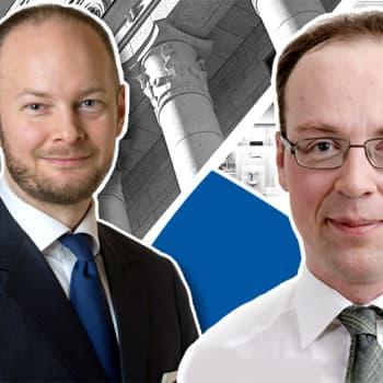 Politiikkaradio: Sampo Terho vs. Jussi Halla-aho
