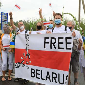 Valko-Venäjän protestit - mikä on todennäköinen lopputulos?