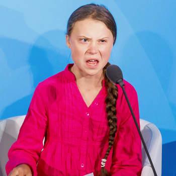 Puheet päreiksi: Analyysi Greta Thunbergin ilmastopuheesta