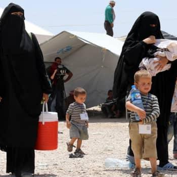 Kumpi hallituksen al-Hol-linjauksessa on painavampi periaate: turvallisuus vai lapsen etu?