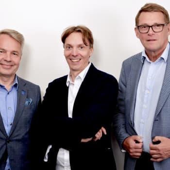 Politiikkaradio: Koittaako Suomen USA-suhteissa uusi kukoistuskausi?