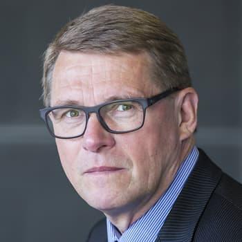 Miksi valtiovarainministeriksi juuri Matti Vanhanen?