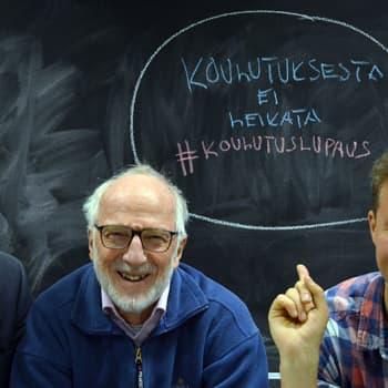 Politiikkaradio: Aikuisten akateeminen päivähoito maksulliseksi? #koulutuslupaus