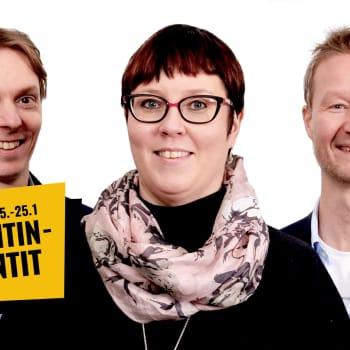 Merja Kyllönen (vas.): Suomalaiset puolueet ovat antautuneet fasismin syleilyyn