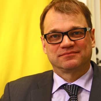 Politiikkaradio: Juha Sipilä (kesk): Keskusta tukee Fennovoiman ydinvoimalaa