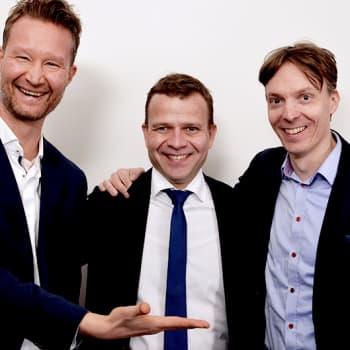 Politiikkaradio: Kuntavaalitentissä Petteri Orpo (kok.): Yksityiset neuvolat sallitaan