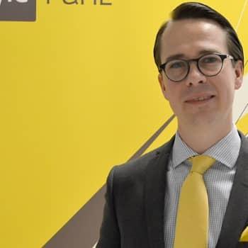 Politiikkaradion Puheenjohtajatentit: Carl Haglund (r): Ansiosidonnainen kannustaa myös lomailuun