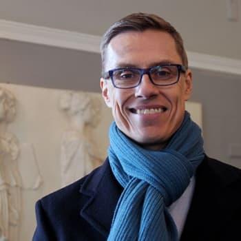 Politiikkaradion Puheenjohtajatentit: Alexander Stubb (kok): Kyllä meitä kaikkia pelottaisi jos Baltian maat eivät olisi Nato-jäseniä