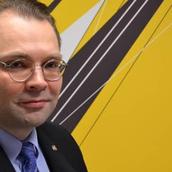 Politiikkaradio: Jussi Niinistö: Nato-optio on suomalaisen mielikuvituksen tuote