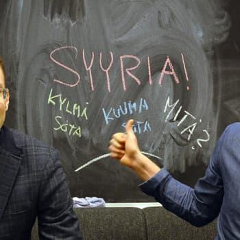 Politiikkaradio: Tavoitteleeko Venäjä laajamittaisempaa konfliktia Syyrian kautta?