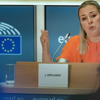 Komissaariehdokas Jutta Urpilainen puhui Euroopan parlamentissa tyttöjen oikeuksista - EU:ssa kaikki eivät jaa samoja arvoja