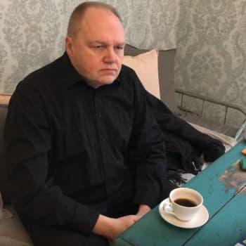 Tapani Baggelta jälleen uusi kirja - Renkolaisen päähenkilön seikkailut jatkuvat vieraalla maalla