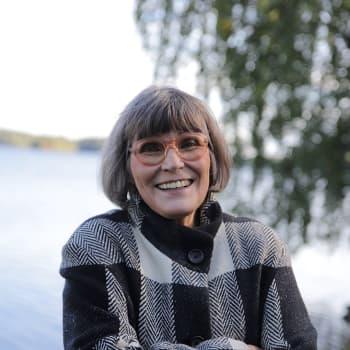 Aino Krohnin luontoruno hurmasi Jenni Haukion