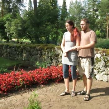 YLE Häme: Riihimäen hautausmaalle tulee syntymättömien lasten muistelupaikka