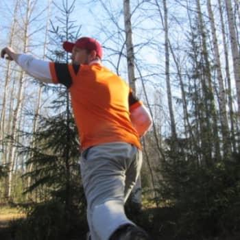 YLE Häme: Suomi on frisbeegolfiin hurahtanut maa