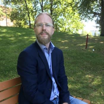 Hämeenlinnalainen Henri Sora kirjoitti strategisen johtamisen oppaan
