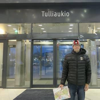 Suosittu kaupunkisuunnistus rantautui Hämeenlinnaan