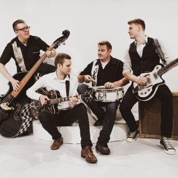 Danny T & The Sirens utmanar Vegatoppen med låten Get you to dance