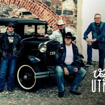Crosscountry bjuder på countrymusik i Vegatoppen