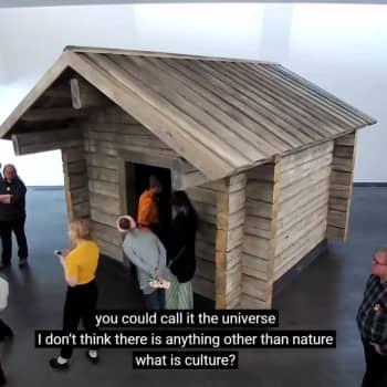 Kultakuume: Nykytaiteen suurnäyttely Ars17 tekee katsojasta osallistujan
