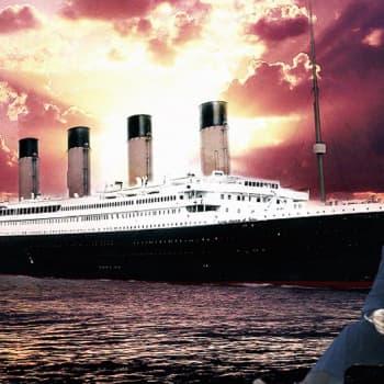 Kultakuume: Titanic uppoaa