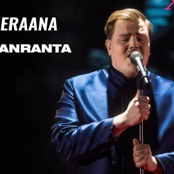 Aksel Kankaanranta vieraana: Tieto Euroviisujen perumisesta ilmeni uutisia selatessa