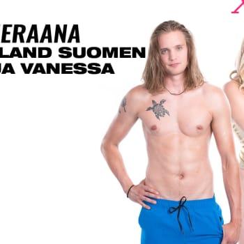 Love Island Suomi -sarjan Reetu ja Vanessa vieraana:Aika raottaa rakkauden kulisseja
