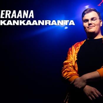 """Aksel Kankaanranta vieraana: """"Pyrin omana itsenäni valloittamaan ihmisiä"""""""