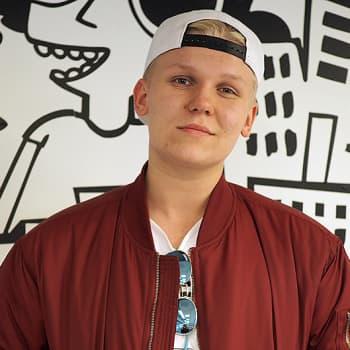 """Poikelus ja Hätönen: Arttu Lindeman: """"Meillä on kova kilpailu Jaakko Parkkalin kanssa."""""""