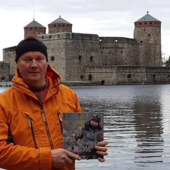 Juha Norppa Taskinen ryhtyy kalastajaksi - jää hyvin, saimaannorppa