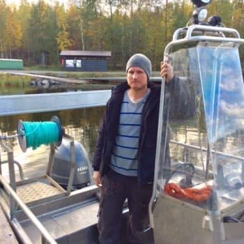 Järvilohikanta pyritään pelastamaan Elinvoimainen järvilohi -hankkeella