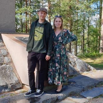 Valokuvaajapariskunta kiertää läpi kaikki Suomen 22 museotietä