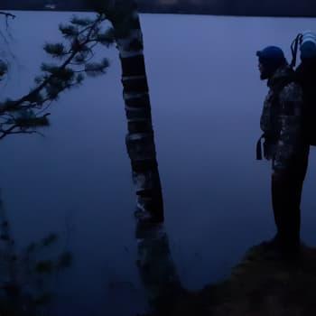 Antti Ukkonen on asunnoton omasta tahdostaan – asunut metsässä jo puolen vuoden ajan