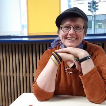 Kati Kinnuselle Pro Mikkeli -mitali