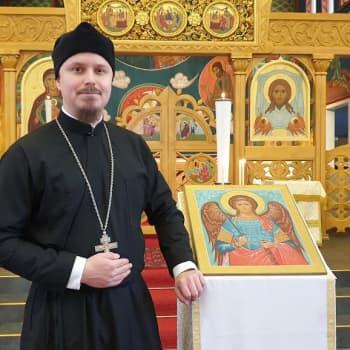Pyhän ylienkeli Mikaelin kirkko vihitään uudelleen