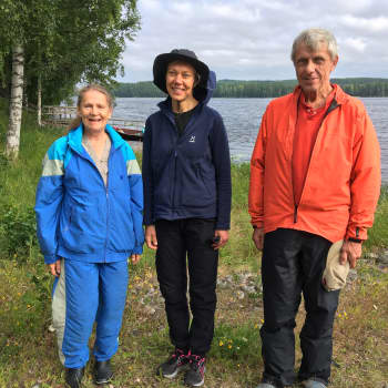 Kirkkoveneillä Valamosta Savonlinnaan – Viisipäiväinen Pyhän Olavin soutu päättyy Olavinlinnaan